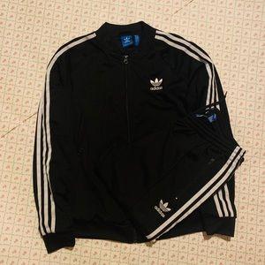 Adidas originals sweatsuit